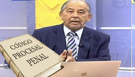 Huchi Lora Explota Contra La Cámara De Diputados Por El Cambio De Pena Por Corrupción
