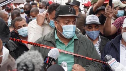 La Fuerte Barbaridad Que Está Cometiendo José Andújar (Alcalde De SDO)