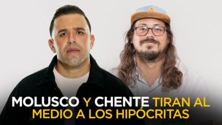 Molusco Y Chente Analizan Los HIPÓCRITAS De YouTube/ Y Chente Borracho Confiesa Algo Terrible