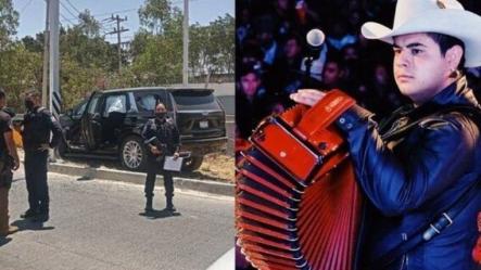 Asesinan Hermano Del Cantante Alfredo Olivas, Su Esposa Y Su Bebé