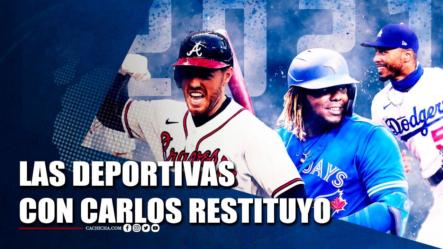 Las Deportivas Con Carlos Restituyo   Tu Tarde