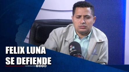 Félix Luna Se Defiende Ante Los Comentarios | Tu Tarde
