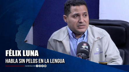 Félix Luna Habla Sin Pelos En La Lengua | Tu Tarde