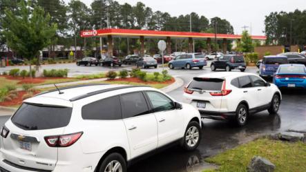 Pánico Es EE.UU. Por La Escasez Gasolina Tras Ataque De Terroristas Cibernéticos