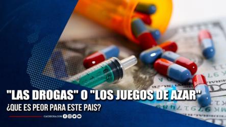 """¿Qué Es Peor """"Las Drogas"""" O """"Los Juegos De Azar""""?   Tu Tarde"""