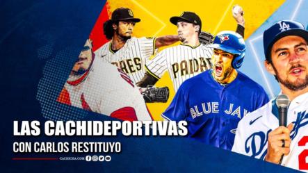 Las Cachi Deportivas Con Carlos Restituyo   Tu Tarde