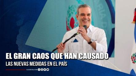 El Gran Caos Que Han Causado Las Nuevas Medidas En El País | Tu Tarde