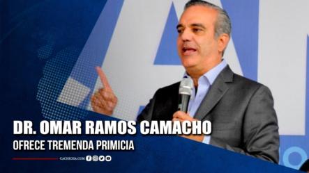 Dr. Omar Ramos Camacho Ofrece Tremenda Primicia | Tu Tarde