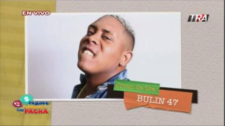 Reconocen A Bullin 47 Como Joven De Oro En | Pégate Y Gana Con El Pachá