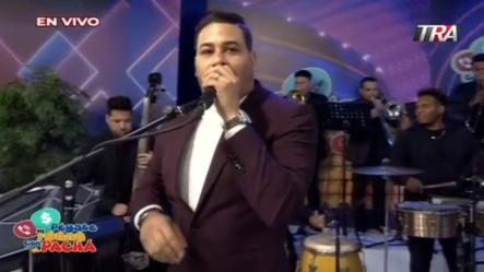 Presentación Musical De Pedrito Lama En | Pégate Y Gana Con El Pácha