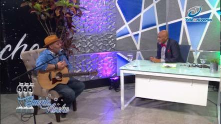 En Entrevista A Pavel Núñez Interpreta Las Letras De Sus Músicas   Buena Noche