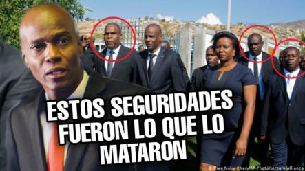 Mira Cuales De La Seguridad Del Presidente De Haití Los Asesinaron