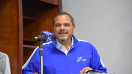 Junior Noboa Cuenta Lo Que Hará Con El Beisbol Dominicano Tras Ser Nombrado Comisionado De Deporte
