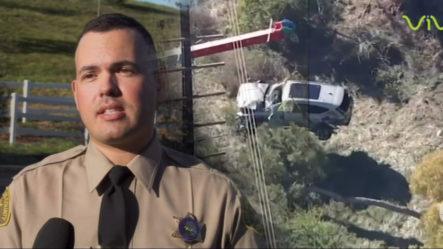 Habla El Primer Oficial Que Llego Al Accidente De Tiger Woods Y Explica Todo