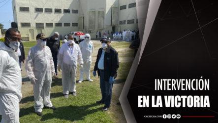 Prisiones Y Salud Pública Hacen Intervención En La Victoria