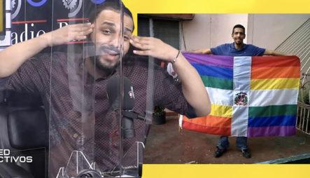 El Irrespeto De Este Joven Con La Bandera Dominicana| Red Activos