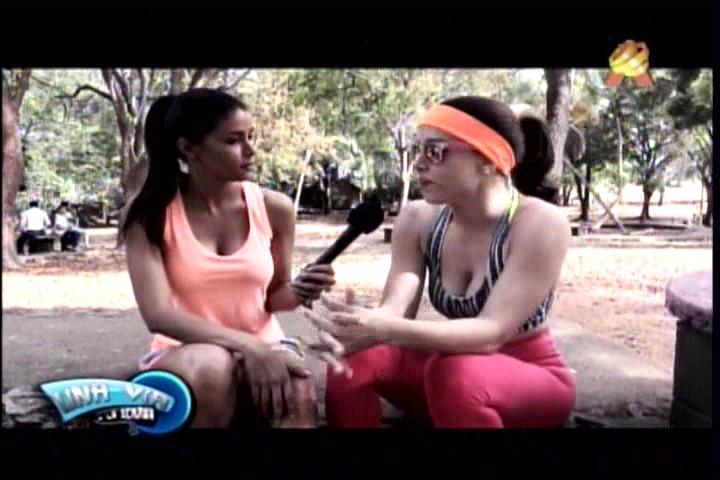 "Entrevista A Isaura Taveras Con Evelyna Rodríguez En ""Una Vía"""