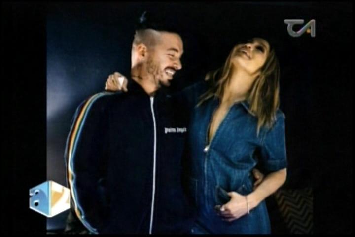 J-Balvin Publica Una Imagen Junto A Jennifer Lopez