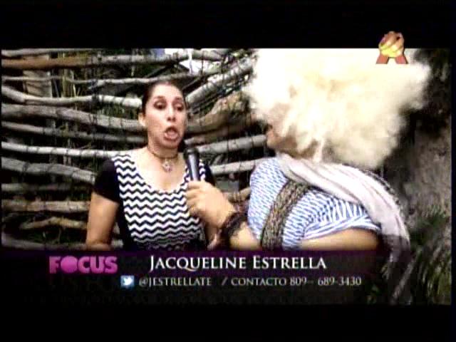 La Diva Entrevista A Jacqueline Estrella En Focus #Video