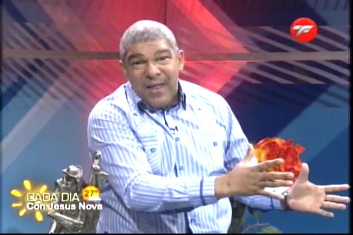 """Jesús Nova Se Desahoga """"Killao,Killao"""" Con El Gobierno Y La Prensa Dominicana #Video"""