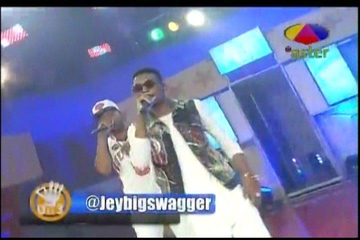 Presentación De Jey Big Swagger En 0es3