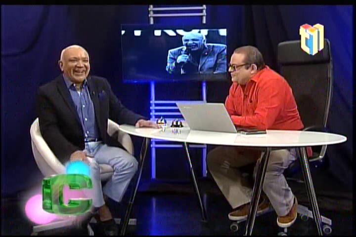 Entrevista A Jochy Santos Donde Habla De Los Soberano Y Su Trayectoria En Los Medios