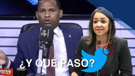"""Joel Adames: """"Parece Que Le Cerraron El Twitter A Faride Raful"""""""
