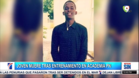 Muere Joven Tras Supuestos Entrenamiento Excesivos En La Academia Policial De Hatillo