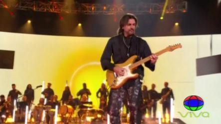 Presentación Y Premiación De Juanes Como Persona Del Año En Latin Grammys