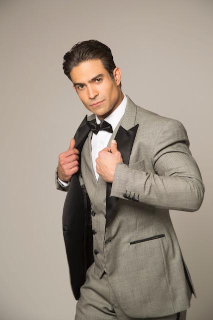 Actor Dominicano Juan Vidal Cosechando éxitos En México