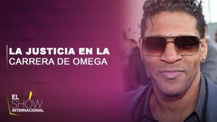 En El Sube Y Baja De Richard Hernández Con La Cara De Omega El Fuerte En La Justicia