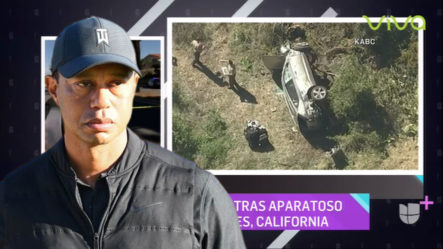 Todos Los Detalles Sobre El Terrible Accidente De Tiger Woods Donde Casi Pierde Sus Piernas