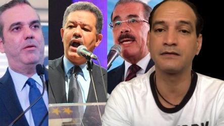 José Laluz Culpa A Leonel Y Danilo De La Derrota Del PLD; Felicita Y Aconseja A Abinader