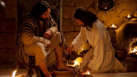 Lorenny Solano Habla Del Día De Lavatorio De Los Pies De Jesús