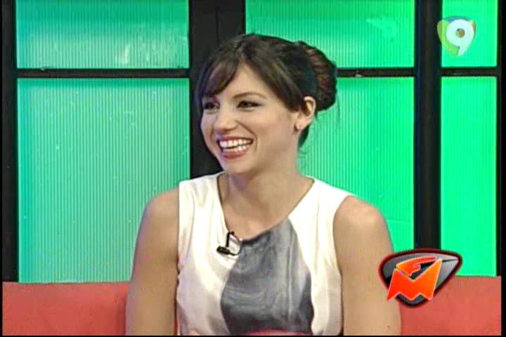Entrevista A La Presentadora De Noticias Lorenna Pierre Con Manny Peralta En Full Con Manny