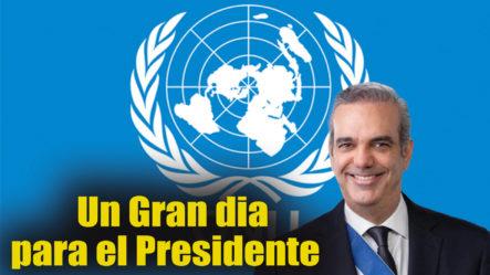 Un Gran Día Para El Presidente Luis Abinader