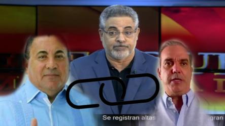 """""""Le Da COVID-19 A Luis Luego De Que Vincularon Por Narcotráfico A Un Dirigente Del PRM"""""""