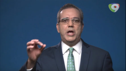 Luis Abinader Cuestiona Aspectos Esenciales De La Rendición De Cuentas