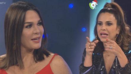Entrevista Con Luz García En Pamela Todo Un Show