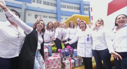 Plan Social Celebra Día De Las Madres Con Parturientas De La Maternidad De Los Mina