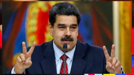 EE.UU. Nicolas Maduro Enfrentaría Cárcel De Por Vida