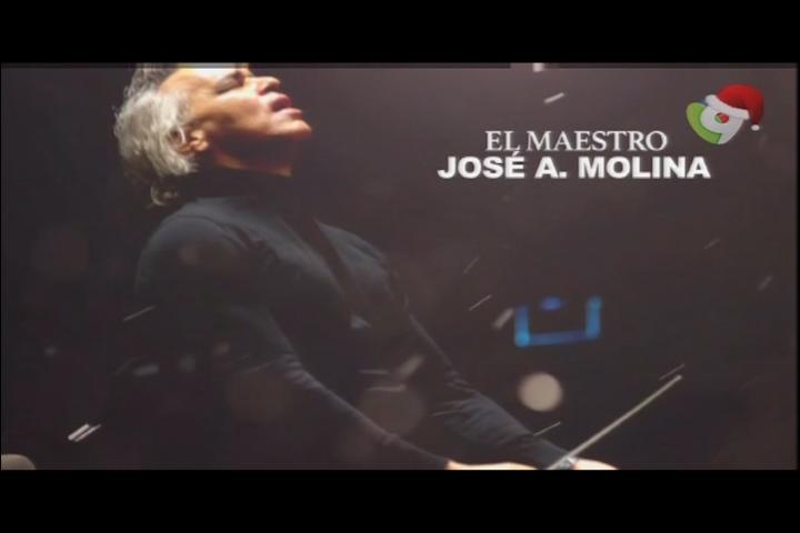 """Entrevista A José Molina """"El Maestro"""" De Orquesta En Emprendedores Con David Collado"""