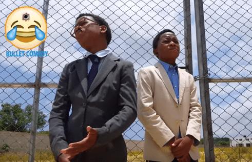 (Parodia) Presidente Medina Inaugura Penal ODEFRAUDE   Comedia Urbana Con Bullet Comedy