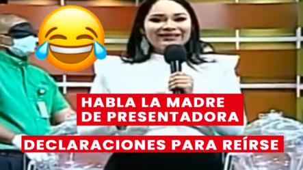 """Madre De Presentadora De La Lotería Dice Que """"Son Una Familia Respetada"""""""