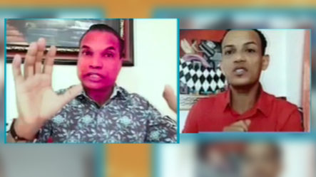 """Mamola Y Rafael Padilla Casi Se Van A La """"Trompa"""" Por Video Llamada"""