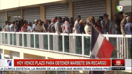 Hoy Vence Plazo Para Obtener Marbete Sin Recargo Según Último Informe Un 13% Aún No Renuevan