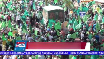 ¿Qué Opina De La Marcha Por La Democracia De Partidos De Oposición?
