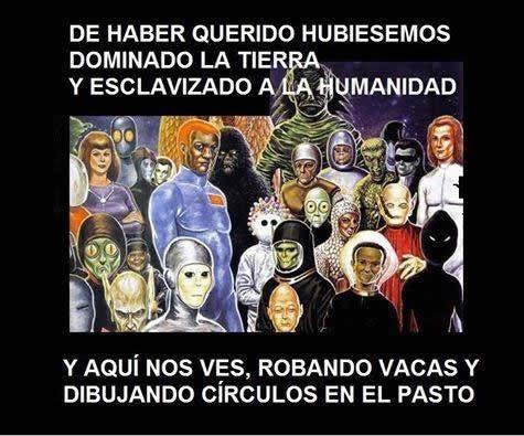 La Verdad Sobre Los Aliens #ImagenDelDia
