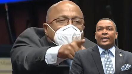 Presidente Cámara De Diputados Dice Que Acción De Botello No Quedará Impune