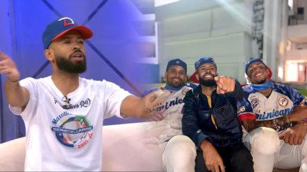 Anderson Humor Nos Cuenta A Su Manera, Lo Que Vivió En La Serie Del Caribe 2021